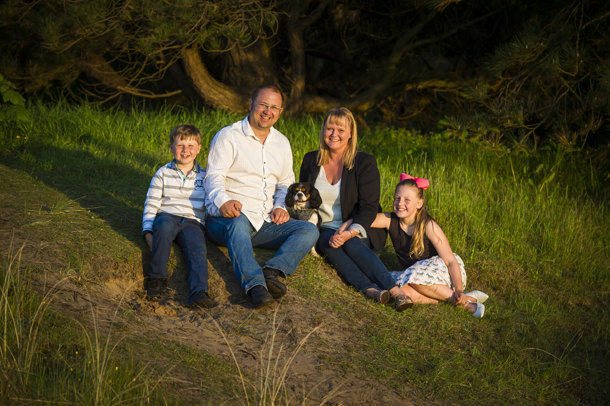 Family Portrait Photography Southport